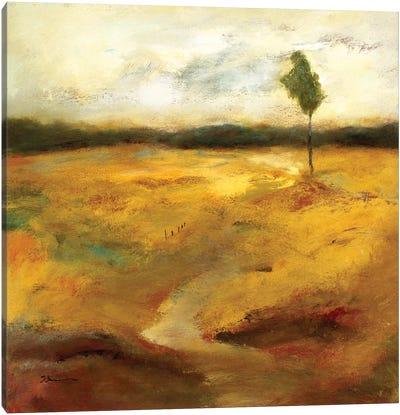 Alone At Last I Canvas Art Print