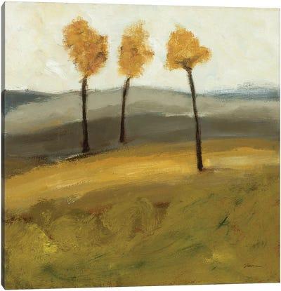 Autumn Tree II Canvas Art Print