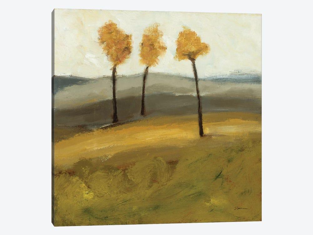 Autumn Tree II by Bradford Brenner 1-piece Canvas Art Print