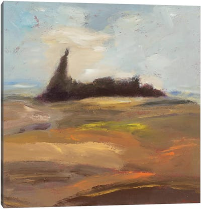 Morning Reverie I Canvas Art Print