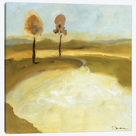 Spring Thaw I Canvas Print #BBR65} by Bradford Brenner Canvas Art Print