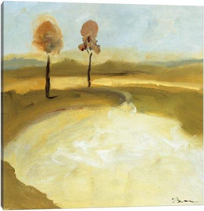Spring Thaw I Canvas Art Print
