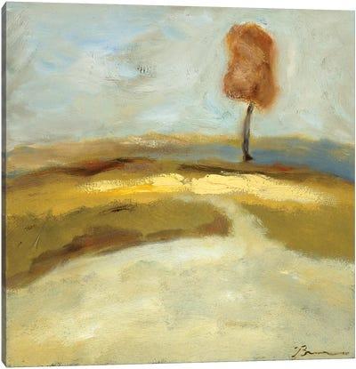 Spring Thaw II Canvas Art Print