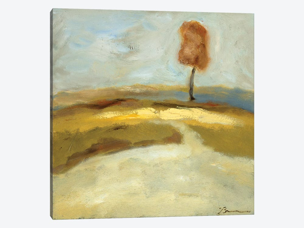 Spring Thaw II by Bradford Brenner 1-piece Canvas Art