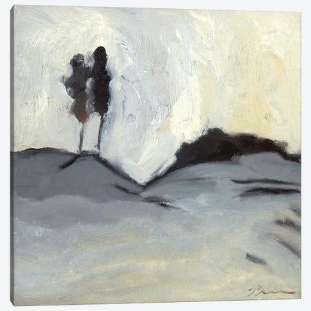 Winter Dance I Canvas Print #BBR70} by Bradford Brenner Art Print