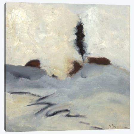 Winter Dance II Canvas Print #BBR71} by Bradford Brenner Art Print