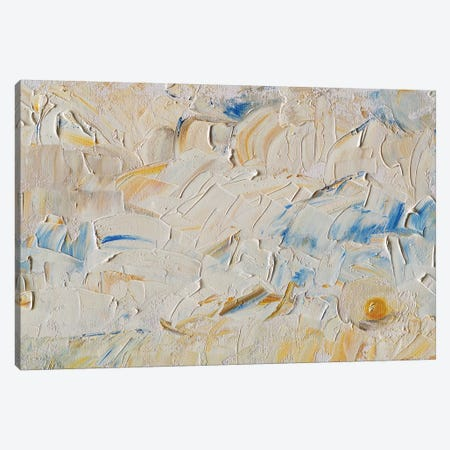 Found Your Marbles II Canvas Print #BBR81} by Bradford Brenner Canvas Artwork