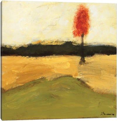I Stand Alone II Canvas Art Print