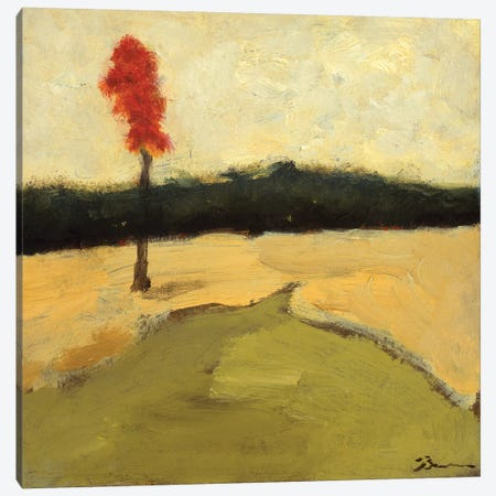 I Stand Alone III Canvas Print #BBR86} by Bradford Brenner Canvas Art Print