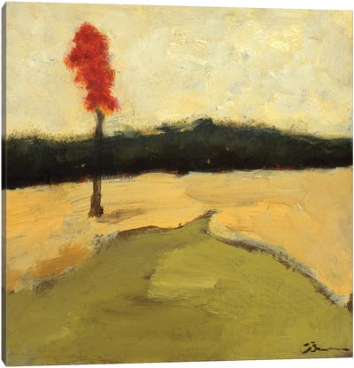 I Stand Alone III Canvas Art Print