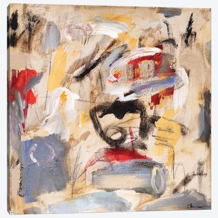Meyer Lemon Canvas Print #BBR88} by Bradford Brenner Canvas Artwork