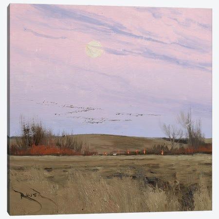 Fall In Minnesota Canvas Print #BBU16} by Ben Bauer Art Print