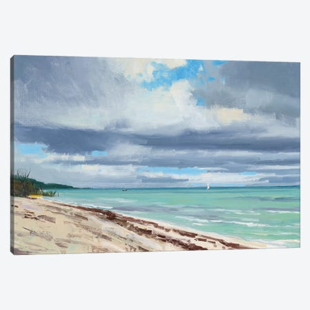 Keys Bech Canvas Print #BBU25} by Ben Bauer Canvas Artwork
