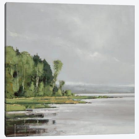 Rawleys Bay Baileys Harbor WI Canvas Print #BBU45} by Ben Bauer Canvas Wall Art