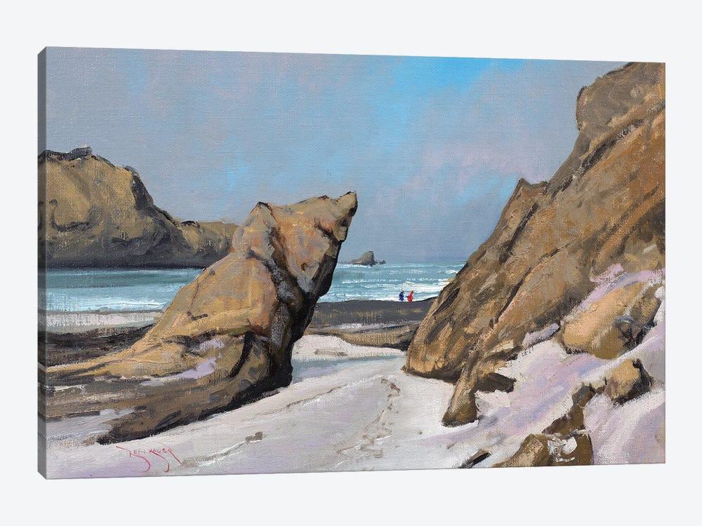 Big Sur Morning by Ben Bauer 1-piece Art Print