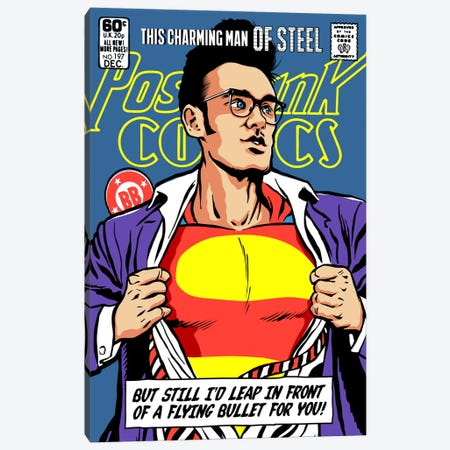 Post-Punk Super Canvas Print #BBY101} by Butcher Billy Canvas Wall Art