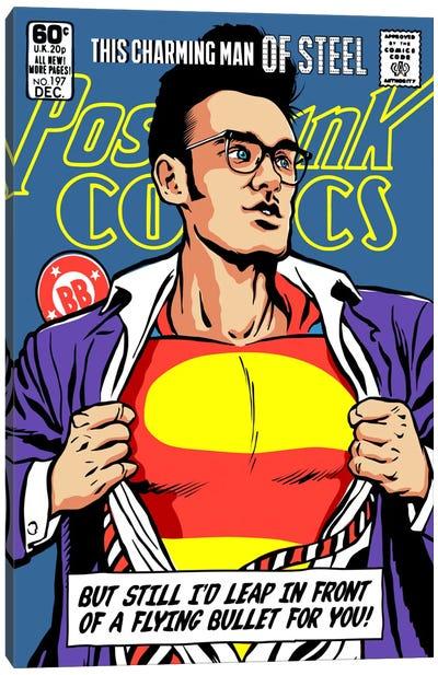 Post-Punk Super Canvas Art Print