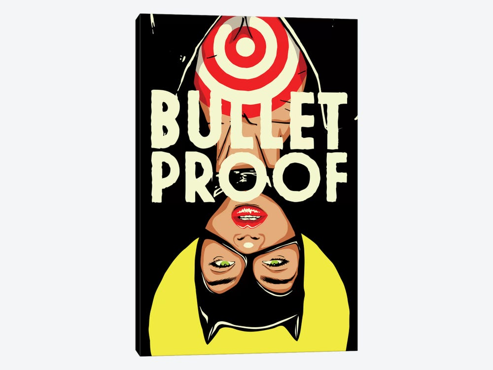 Bulletproof by Butcher Billy 1-piece Canvas Wall Art