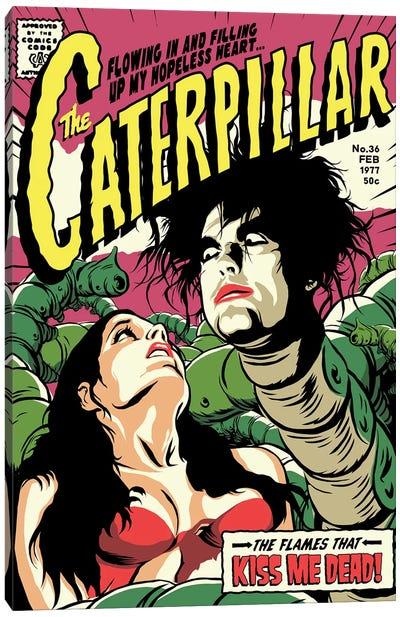 Caterpillar Canvas Art Print