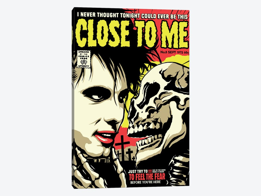 Close To Me by Butcher Billy 1-piece Art Print
