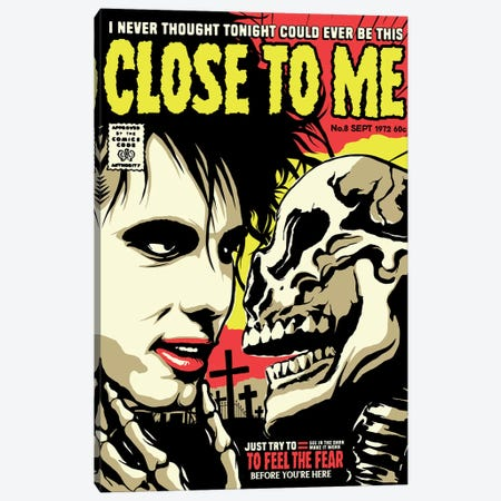 Close To Me Canvas Print #BBY117} by Butcher Billy Canvas Artwork
