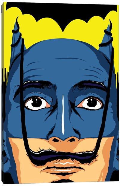 Dali Batman Canvas Art Print