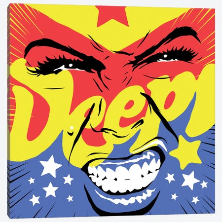 Deep Wonder Canvas Print #BBY120} by Butcher Billy Canvas Artwork