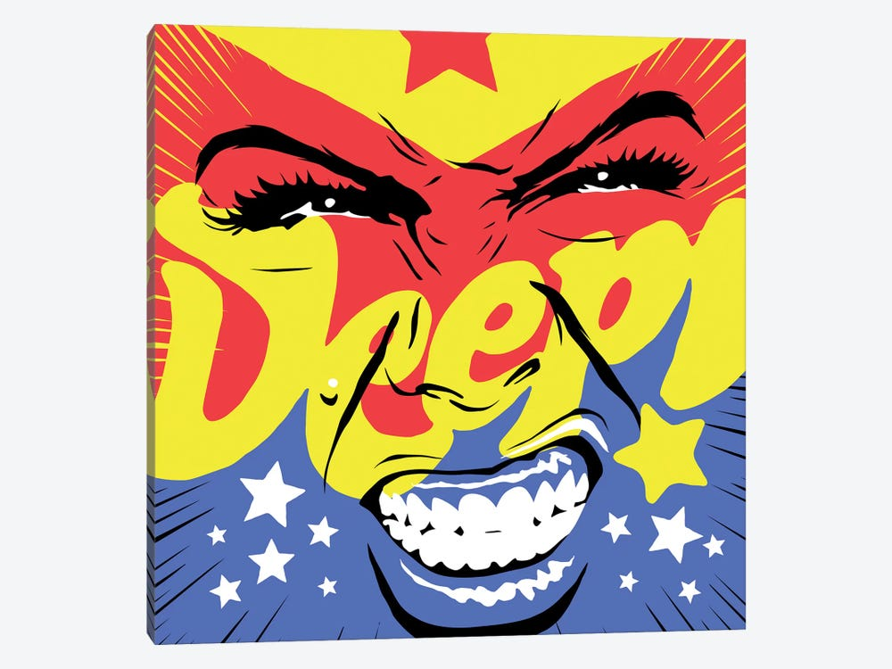 Deep Wonder by Butcher Billy 1-piece Canvas Art Print