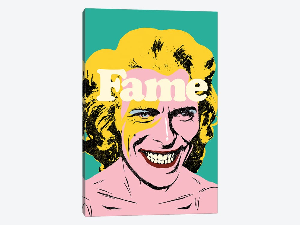 Fame by Butcher Billy 1-piece Canvas Print