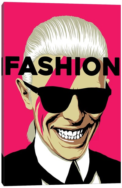 Fashion Canvas Print #BBY123