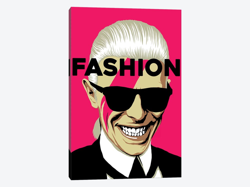 Fashion by Butcher Billy 1-piece Canvas Art