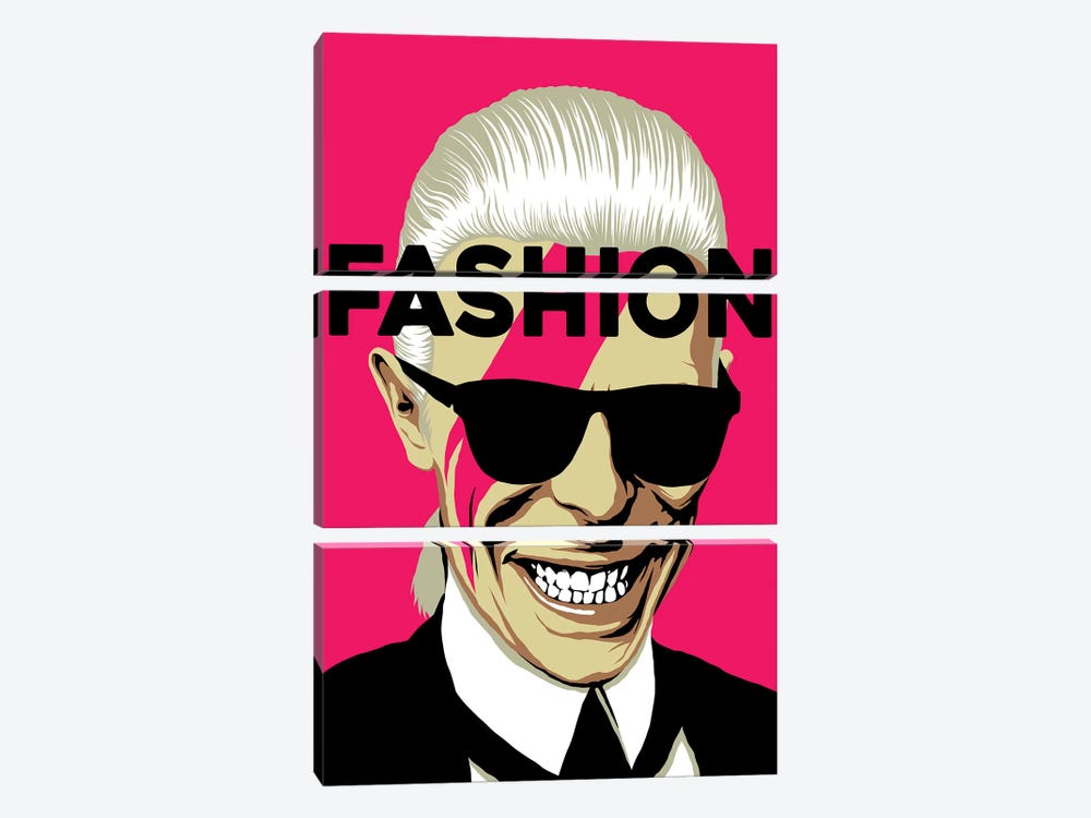 Fashion by Butcher Billy 3-piece Canvas Wall Art