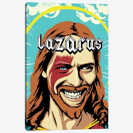 Lazarus Canvas Print #BBY130} by Butcher Billy Canvas Art Print
