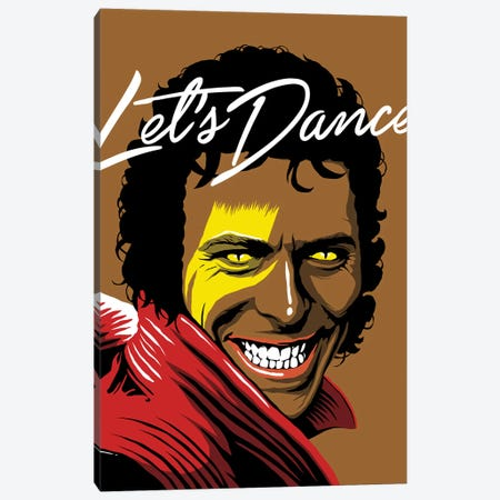 Let's Dance Canvas Print #BBY131} by Butcher Billy Canvas Art Print