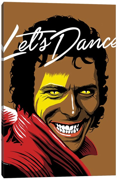 Let's Dance Canvas Art Print