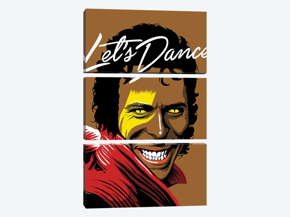 Let's Dance by Butcher Billy 3-piece Art Print