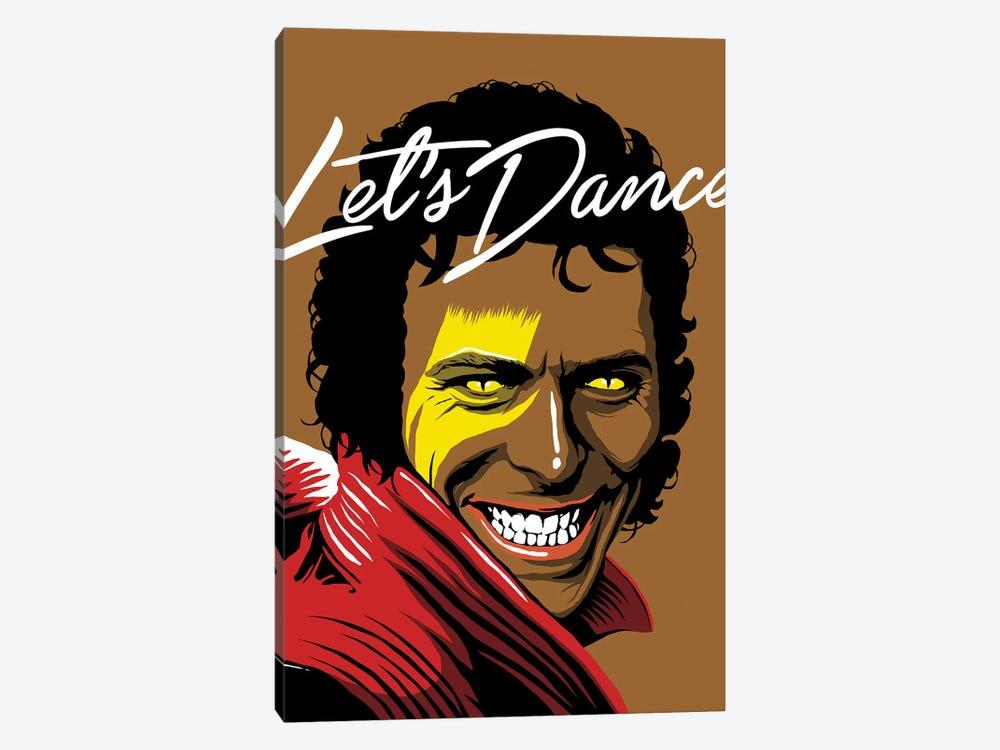 Let's Dance by Butcher Billy 1-piece Canvas Art Print