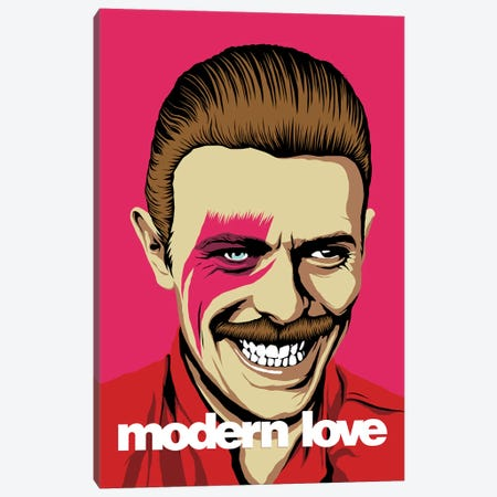 Modern Love Canvas Print #BBY137} by Butcher Billy Canvas Artwork