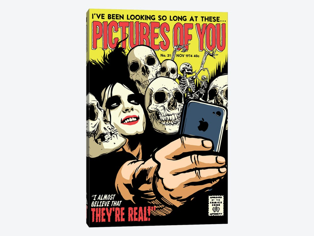 Pictures by Butcher Billy 1-piece Art Print