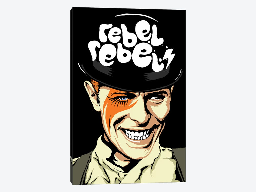 Rebel Rebel by Butcher Billy 1-piece Canvas Print