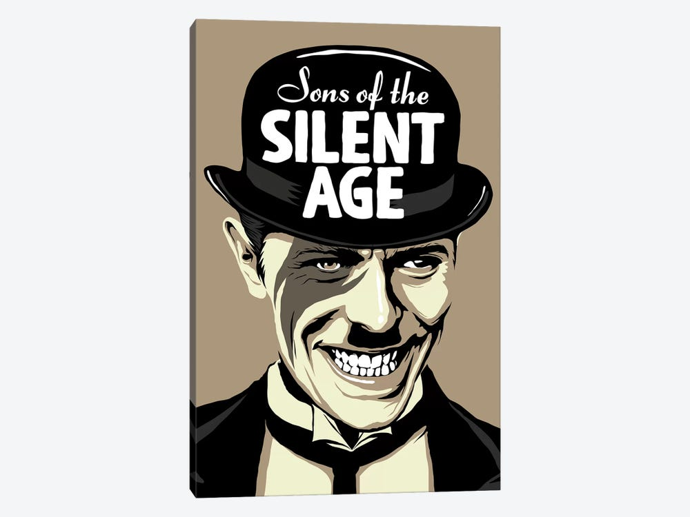 Sons Of The Silent Age by Butcher Billy 1-piece Art Print