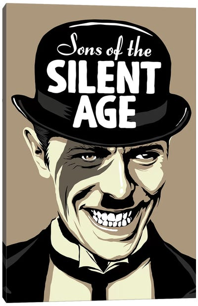 Sons Of The Silent Age Canvas Art Print