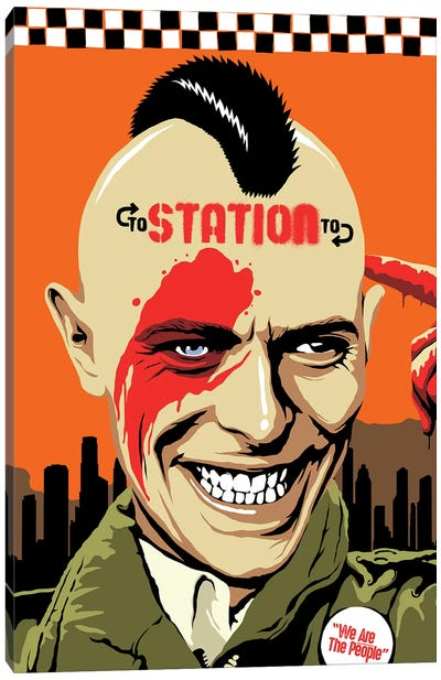 Station To Station Canvas Print #BBY151