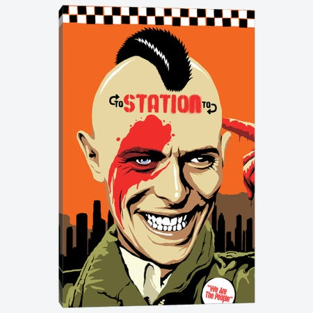 Station To Station Canvas Print #BBY151} by Butcher Billy Canvas Art Print