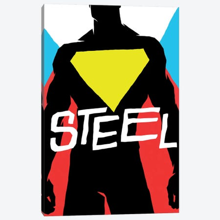 Steel Canvas Print #BBY152} by Butcher Billy Canvas Art Print