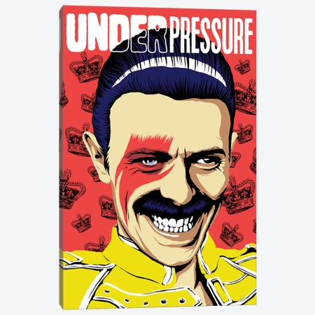 Under Pressure Canvas Print #BBY159} by Butcher Billy Canvas Print