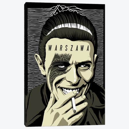 Warszawa Canvas Print #BBY161} by Butcher Billy Canvas Wall Art