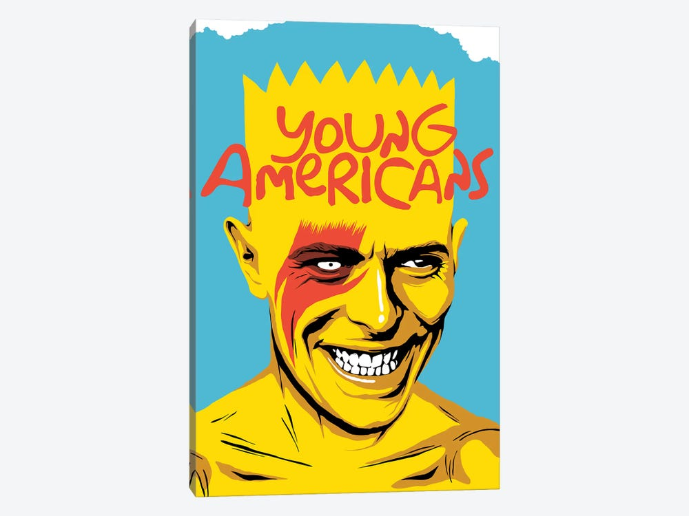 Young Americans by Butcher Billy 1-piece Canvas Wall Art