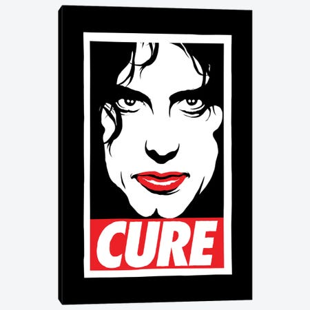 Goth Canvas Print #BBY177} by Butcher Billy Canvas Artwork