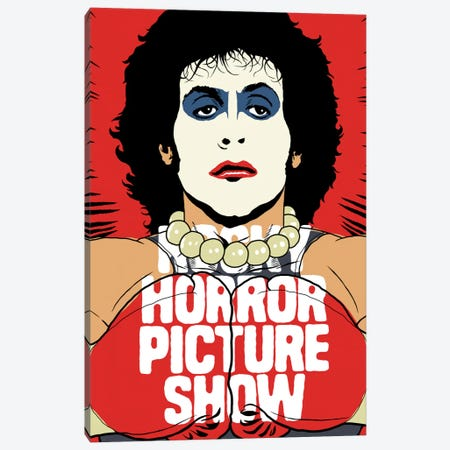 Horror Picture Canvas Print #BBY178} by Butcher Billy Canvas Print